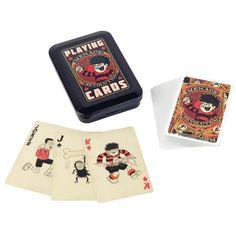 Beano Revolution Playing Cards   Wild & Wolf -  Bloomsbury Store - 1