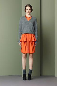 3.1 Phillip Lim Pre-Fall 2011 Fashion Show - Victoire Mac-Dauxerre