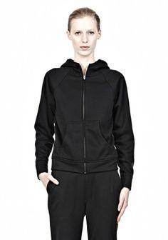 Zip Up Hooded Jacket Thumb