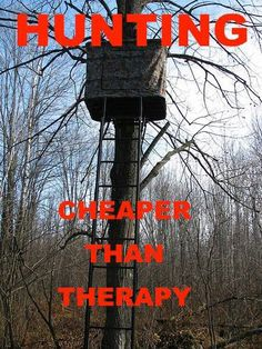 yeah we already know you're crazy and need therapy - otherwise you wouldn't enjoy killing innocent animals