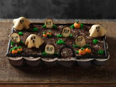 6 Spooky Recipes for Your Halloween Bash