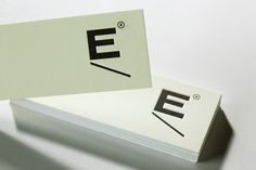 ETXE by Blok Design, via Behance