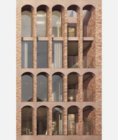 Walthamstow Housing   Architecture for London   Archinect