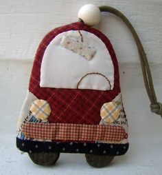 Marmalade: Applique works from last year