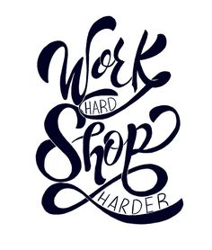 """""""Work Hard Shop Harder"""" . But hey buy plane tickets and travel the world. Don't waste money on unnecessary stuff spend money on experiences. . Money can be recovered your traveled experiences not! . #handlettering #handmade #calligraphy #brushlettering #artoftype #panama #pty #brushpen #brushscript #brushletteringpractice #ipadlettering #ipadpro #applepencil #digitallettering #procreateapp @procreateapp #panama #pty"""