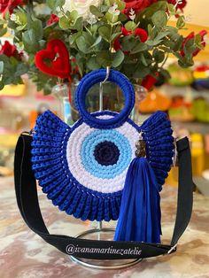 Tapestry Crochet Patterns, Crochet Cardigan Pattern, Crochet Stitches, Wedding Cake Pearls, Macrame Bag, Yarn Projects, Crochet Bags, Purses And Bags, Crochet Earrings