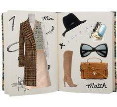 Tendencias fall Winter 2015 #moda #tendencia #fallwinter #fashionboard