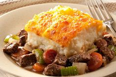 We're not going to say it's impossible to make a comfort food menu without this Home-Style Shepherd's Pie. But why would you want to?