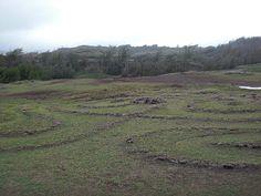 She Who Seeks: Nakalele Hobbitland Labyrinth, Part 1 Maui