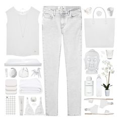 """""""All One Colour : Set Request @joyce55directioner"""" by sarahkatewest ❤ liked on Polyvore featuring Acne Studios, Billini, Crate and Barrel, Paule Ka, Creatures of Comfort, Monki, Byredo, AmorePacific, Rosenthal and COVERGIRL"""