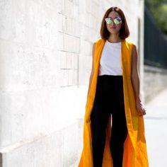 PFW : couture de rue