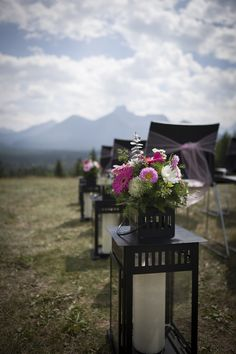 Wedding coordinated by Mountain Bride in Kananaskis, Alberta. Delta Lodge Kanananskis. Photo by Nicole Ashley Photography