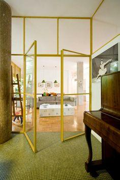 apartment renovation by São Paulo based AR ARQUITETOS