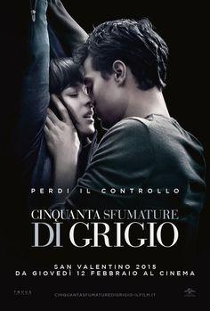 """SCRIVOQUANDOVOGLIO: ESCE AL CINEMA """"CINQUANTA SFUMATURE DI GRIGIO"""" (12..."""