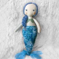 """@megaobri on Instagram: """"Hello, world! My sister requested a #mermaiddoll from me. So I spent the weekend making her this! 🐚💦 #doll #dollmaker #dollstagram #mermaid…"""" Mermaid Dolls, Doll Maker, Elsa, Cinderella, Disney Characters, Fictional Characters, Sisters, Christmas Ornaments, Disney Princess"""