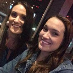 Melissa & Taylor on her 19th birthday