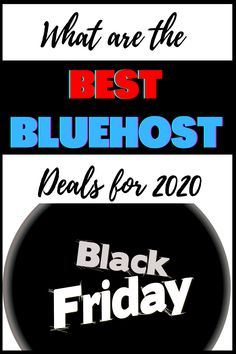 If you are looking to buy hosting from Bluehost then let me tell you Bluehost Black Friday Sale is LIVE NOW and you can get it at $2.65/ month which is 70% off | Black Friday Deals | Black Friday Bluehost Deals | Black Friday Discount | Black Friday Sale | Black Friday Bluehost Sale | Bluehost Cyber Monday Sale | Bluehost Cyber Monday deals | Bluehost Cyber Monday | #blackfriday #bluehost #webhosting #wordpress #cybermonday