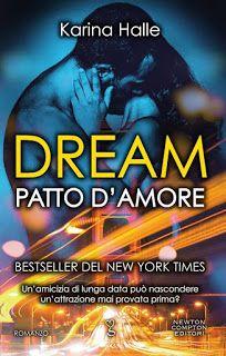 Leggere Romanticamente e Fantasy: Recensione DREAM. PATTO D'AMORE di Karina Halle