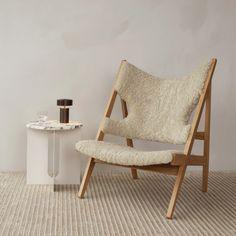 Ten statement lounge chairs from Dezeen Showroom