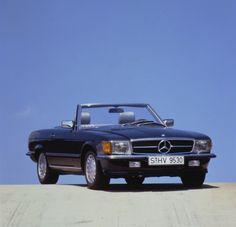 Mercedes SL 500 R 107