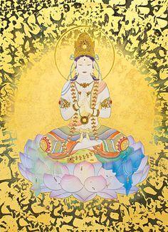 Vairochana Buddha (Japanese: Dainichi Nyorai)