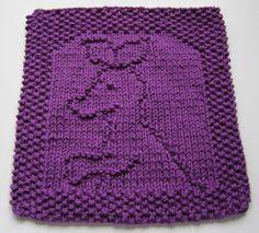 Free Knitting Pattern - Dishcloths & Washcloths : Baby Joey Cloth