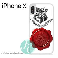 Harry Potter Hoghwards Phone case for iPhone X