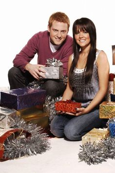 EastEnders - Charlie Clements and Lacey Turner. ♥