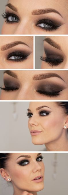 I swear this woman can do no wrong with makeup! LOVE this look!