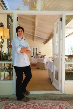 Louise Gillett, BARTHOLOMEUS KLIP #chef #southafrica