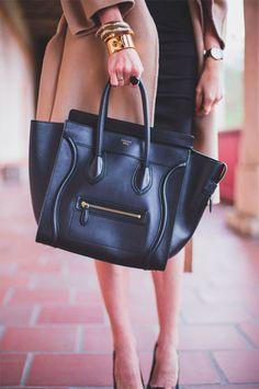 Celine - pretty office bag