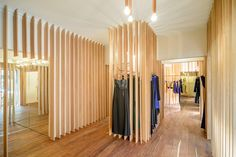 Sandra Weil store by Zeller & Moye, Mexico City   Mexico fashion