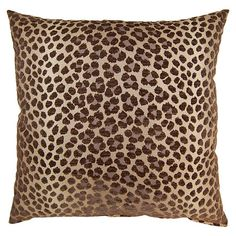 I pinned this Mirabelle Pillow in Linen (Set of 2) from the Wild & Clear event at Joss and Main!