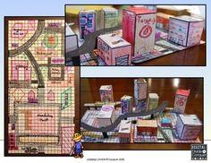Geometrocity A City Made Of Math Teaching Math Pinterest