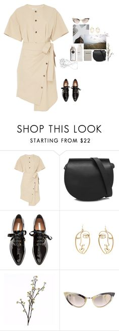 """""""Kiss that kills"""" by joycereina ❤ liked on Polyvore featuring Goen.J, GET LOST, Givenchy, H&M, Wyld Home and Tom Ford"""