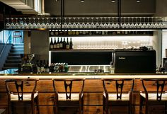 Nel Restaurant, Sydney – Australia » Retail Design Blog