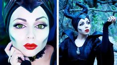 These Disney makeup transformations are mind-blowing.
