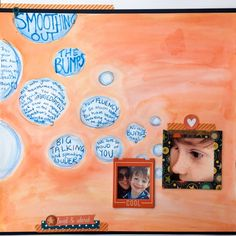 Scrapbook Ideas for Journaling In Your Own Hand | Kristy T. | Get It Scrapped
