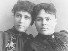 Emma & Lizzie Borden.  Who killed their parents?