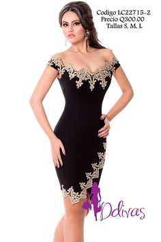 33032a6410 ... from China dress tom Suppliers  Dear Lover roupas feminina Sexy Party  Robes Gold Lace Applique Black Off Shoulder Mini Dress vestidos de festa  elegantes