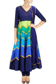 http://www.perniaspopupshop.com/priyal-prakash-shades-of-blue-sequins-and-gota-embroidered-anarkali-set-pyc3m101427tb.html