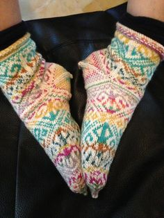 Ravelry: marvelous1's Turkish socks again