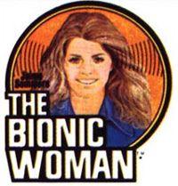 Jamie Somers, the bionic woman....