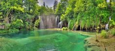 Croatia - Travel - Beautiful - National Park The park is rich in wildlife, with many animals and bird species calling it home, including brown bears and wolves. Oddly enough, it only has very few species of fish, but they are plentiful nonetheless.