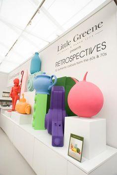 Retrospectives - Decorex 2011 Little Greene Paint Company, London Lifestyle, Colorful Pictures, Visual Merchandising, Color Inspiration, Fashion Beauty, Colours, Interior, Scale