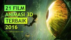 12 Film Animasi 3D Terbaik 2016