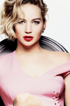 NEW/old outtake of Jennifer Lawrence's shoot for Dior Addict (2015)