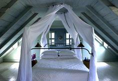 The attics room