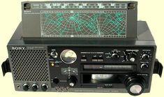 Sony  ICF-6800