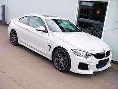 BMW 4 SERIES 2.0TD 420d M Sport 2dr